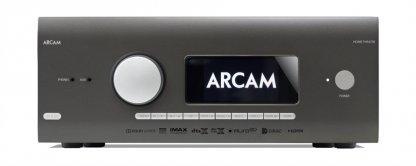 amplificateur receiver home cinema arcam dirac qobuz tidal uhd hdr dolby vision