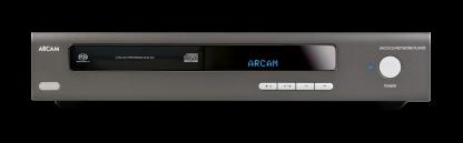 lecteur cd arcam cds50 sacd dsd dac entree optique coaxiale sortie symetrique xlr streaming qobuz tidal réseau wifi dac sabre ess 24/192