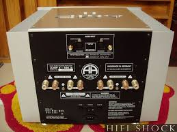 amplificateur double mono accustic arts amp2