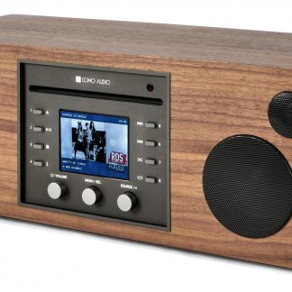 como audio musica lecteur cd radio dab fm spotify tidal deezer