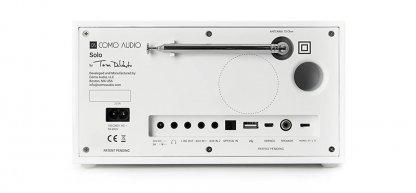 connexion digitale analogique como solo dab+ wifi bluetooth