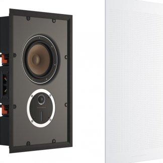 Enceinte encastrable DALI PHANTOM S80 baffle integrable au mur avec coffret haut de gamme anti vibration home cinema home-theatre grille alu