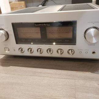 AMPLI LUXMAN L590AX d'Occasion amplificateur intégré stereo seconde main parfait etat L-590 AX comme neuf