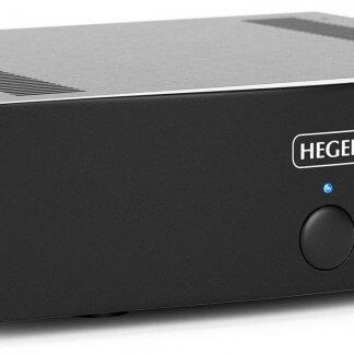 ampli de puissance hegel h20 200 watts noir damping factor 1000 entree symetrique assymetrique
