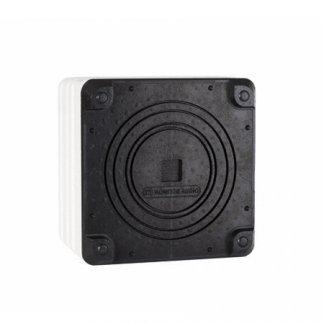 Back Box Monitor AUDIO CCBOX-R HP boitier Haut parleur a intégrer beton boitier étanche couler dans plafond integration multiroom