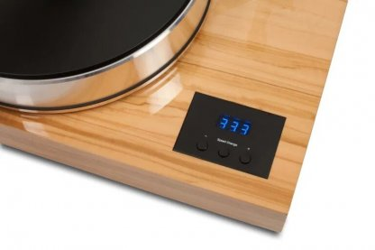 Platine Vinyle PROJECT XTENSION10 Evolution tourne disque entrainement courroie haut de gamme ultra lourd finition bois vernis noir blanc sortie symetrique