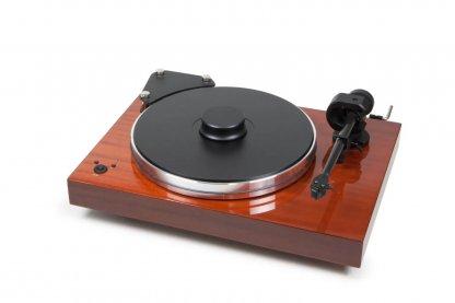Platine Vinyle PROJECT XTENSION9 tourne disque phono hi end courroie bras carbone anti resonant vibration symetrique cable 33T 45T regulation electronique