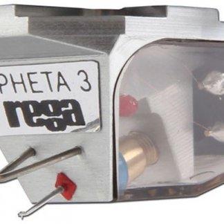 Cellule MC REGA APHETA 3 bobine mobile aiguille fine line needle moving coil cartridge tourne-disque vinyle fixation trois points