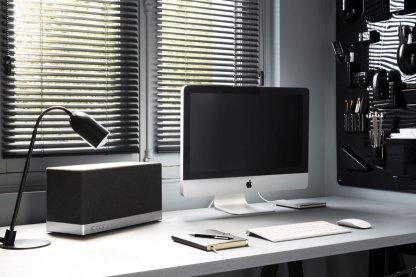 Enceinte connectée TRIANGLE AIO 3 streamer wifi bluetooth aptx Deezer Qobuz Tidal Spotify Tune In airplay multiroom multizone USB aux in entrée optique