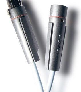 SUPRA DAC DIGITAL AES-EBU cable connexion digital numerique symetrique fiche XLR 110 ohms balanced blindé haute qualité faible jitter