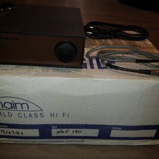 ampli naim nap140 occasion seconde main