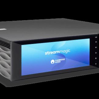 Ampli-Streamer CAMBRIDGE EVO150 amplificateur connecté 2x150w wifi bluetooth airplay chromecast roon ready qobuz tidal spotify connect usb dsd 32/384 24/192
