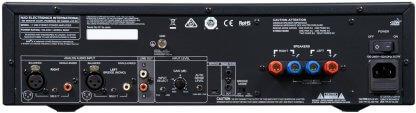 Amplificateur NAD C298 ampli stéréo de puissance mono entrée symétrique xlr asymétrique rca trigger 12v classe d haut rendement
