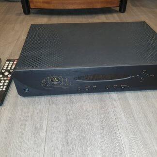 ATOLL IN200 SE Noir stéréo intégré 2x120watts excellent état occasion premiere main télécommande d'origine